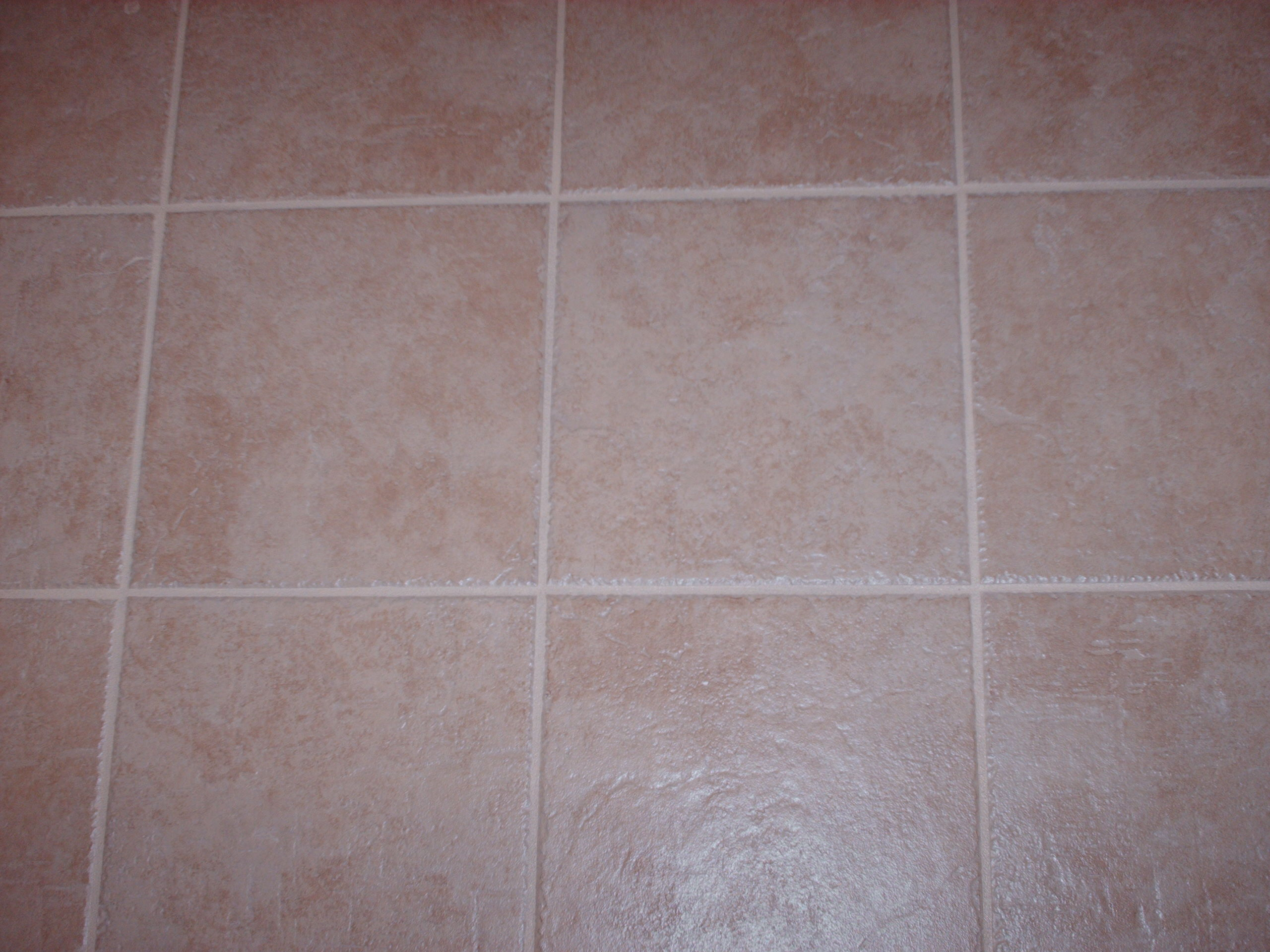 Color Sealing Grout Logic